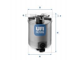 24.025.01 - Palivový filter UFI