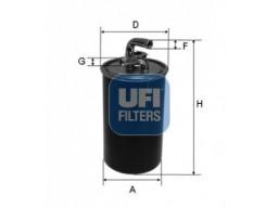 24.030.00 - Palivový filter UFI
