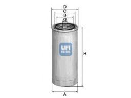 24.031.00 - Palivový filter UFI