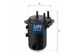 24.050.00 - Palivový filter UFI