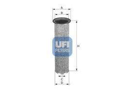 27.014.00 - Vzduchový filter UFI