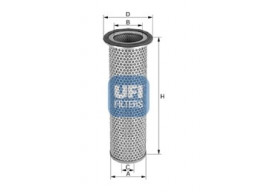 27.016.00 - Vzduchový filter UFI