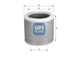 27.062.00 - Vzduchový filter UFI