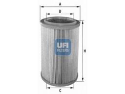 27.074.00 - Vzduchový filter UFI