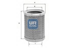 27.089.00 - Vzduchový filter UFI