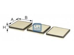 53.003.00 - Kabínový filter UFI
