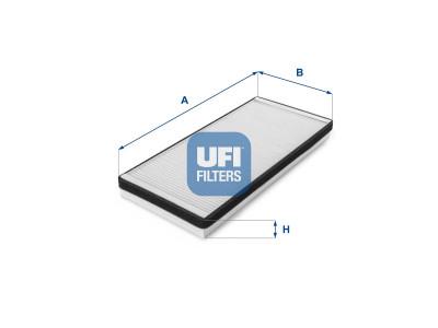 53.012.00 - Kabínový filter UFI