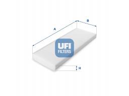 53.014.00 - Kabínový filter UFI
