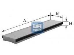 53.016.00 - Kabínový filter UFI