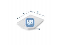 53.018.00 - Kabínový filter UFI