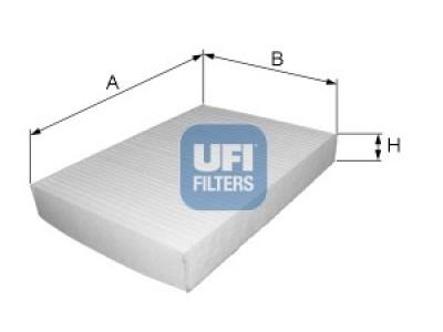 53.019.00 - Kabínový filter UFI
