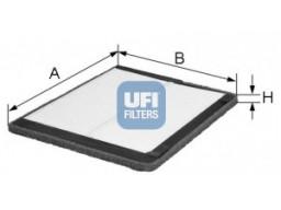53.020.00 - Kabínový filter UFI