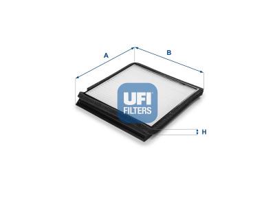 53.021.00 - Kabínový filter UFI