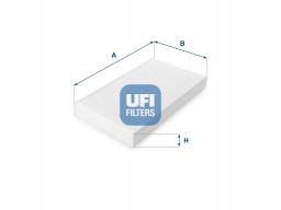 53.023.00 - Kabínový filter UFI