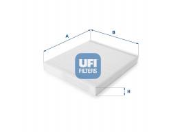 53.030.00 - Kabínový filter UFI