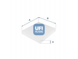 53.031.00 - Kabínový filter UFI