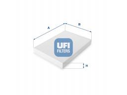 53.032.00 - Kabínový filter UFI