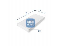 53.034.00 - Kabínový filter UFI