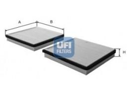 53.037.00 - Kabínový filter UFI
