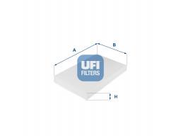 53.038.00 - Kabínový filter UFI
