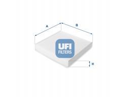 53.039.00 - Kabínový filter UFI