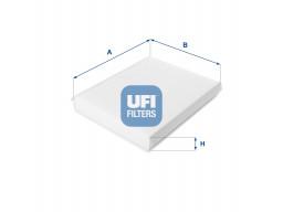 53.040.00 - Kabínový filter UFI