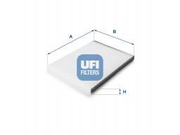 53.041.00 - Kabínový filter UFI