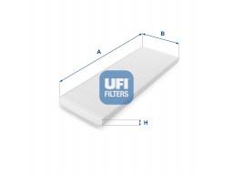 53.042.00 - Kabínový filter UFI