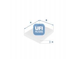 53.043.00 - Kabínový filter UFI