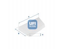 53.044.00 - Kabínový filter UFI