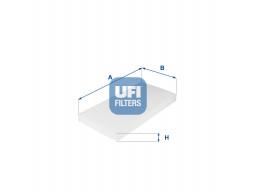 53.045.00 - Kabínový filter UFI