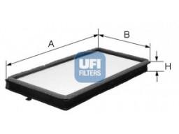 53.046.00 - Kabínový filter UFI