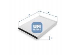 53.047.00 - Kabínový filter UFI