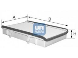 53.049.00 - Kabínový filter UFI