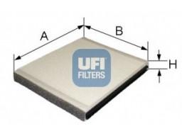 53.051.00 - Kabínový filter UFI
