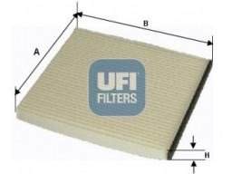 53.053.00 - Kabínový filter UFI