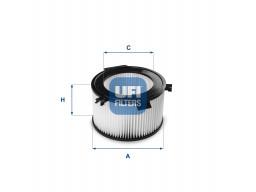 53.067.00 - Kabínový filter UFI