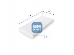 53.069.00 - Kabínový filter UFI