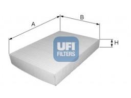 53.072.00 - Kabínový filter UFI
