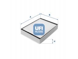 53.077.00 - Kabínový filter UFI