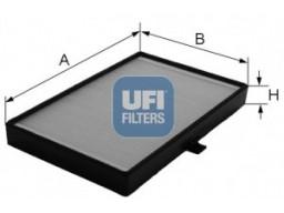53.079.00 - Kabínový filter UFI