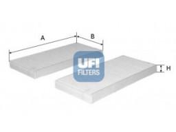 53.080.00 - Kabínový filter UFI