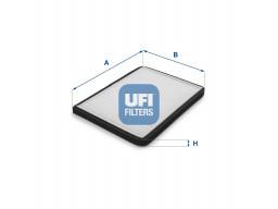53.083.00 - Kabínový filter UFI