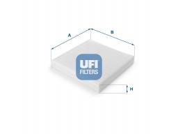 53.086.00 - Kabínový filter UFI