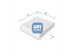 53.087.00 - Kabínový filter UFI