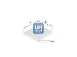 53.088.00 - Kabínový filter UFI