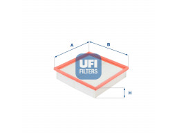 53.089.00 - Kabínový filter UFI