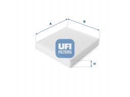 53.129.00 - Kabínový filter UFI