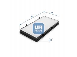 53.131.00 - Kabínový filter UFI