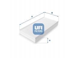 53.136.00 - Kabínový filter UFI